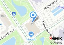 Компания «Автоясли» на карте
