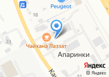 Компания «VAV-Auto» на карте