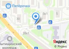 Компания «Фирма Стоик» на карте