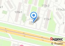 Компания «77-РЕГИОН» на карте
