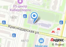 Компания «Средняя общеобразовательная школа №393» на карте