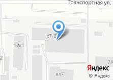 Компания «ТЕХНОСТИЛЬ» на карте