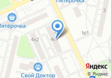 Компания «РЭУ №1 района Кузьминки» на карте