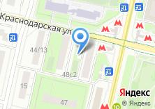 Компания «AutoX5» на карте