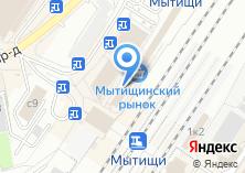 Компания «СБ-Щит» на карте
