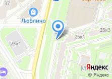 Компания «Магазин мясной продукции на Новороссийской» на карте