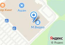 Компания «Tech Store» на карте
