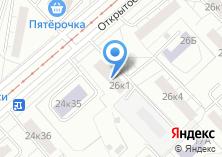 Компания «Инресбанк» на карте