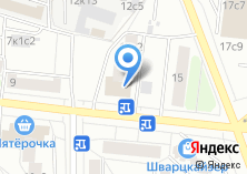 Компания «Идея» на карте