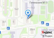 Компания «Наш клуб» на карте