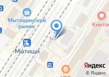 Компания «Старые друзья» на карте