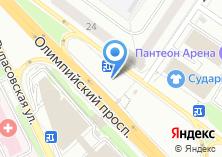 Компания «Из Белоруссии» на карте