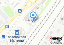Компания «Шиномонтажная мастерская на Шараповском проезде» на карте