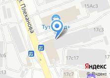 Компания «DEKOR» на карте
