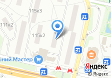 Компания «Бытсервис» на карте