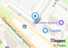 Компания «Минипекарня» на карте