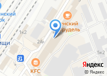 Компания «Амперо» на карте