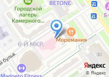 Компания «Детская стоматологическая поликлиника №6» на карте