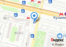 Компания «Ювелирная мастерская на ул. Маршала Чуйкова» на карте