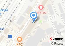 Компания «100балконов» на карте