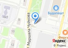 Компания «Пари-Матч» на карте