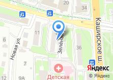 Компания «Домодедовский отдел Управления Федеральной службы государственной регистрации» на карте