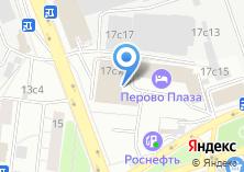 Компания «Очаг №1» на карте