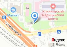 Компания «Ася» на карте