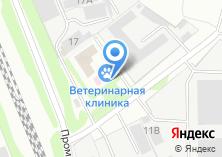 Компания «Домодедовская районная станция по борьбе с болезнями животных» на карте