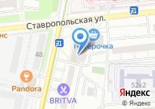 Компания «Лина» на карте