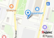 Компания «Магазин головных уборов на Маршала Чуйкова» на карте