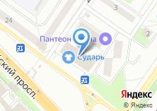 Компания «На Олимпийском» на карте