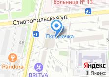 Компания «График Технолоджи сеть полиграфических центров» на карте