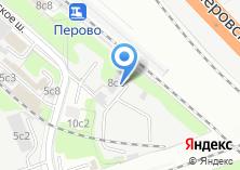 Компания «Вторметпроект» на карте