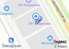 Компания «ЖелДорЭкспедиция» на карте