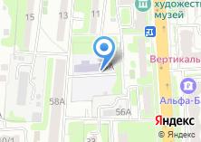 Компания «Банк Возрождение» на карте