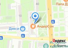 Компания «Амарант» на карте