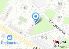 Компания «Жилищник Рязанского района» на карте