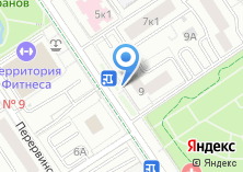 Компания «Экипаж-2» на карте