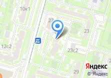 Компания «Белореченская» на карте