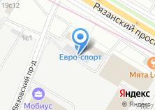 Компания «Юнилог-Карго транспортная компания» на карте