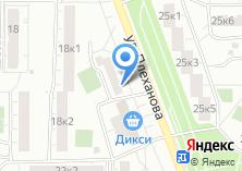 Компания «Антикризис» на карте