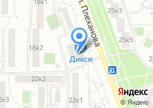 Компания «Шарикоff» на карте