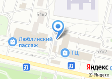 Компания «Продуктовый магазин на Краснодарской» на карте