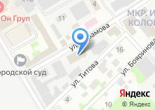 Компания «Дельта Механикс» на карте