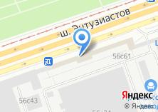 Компания «Краски Сервис» на карте