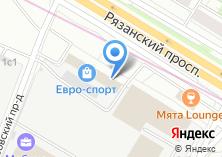 Компания «Русское Руно» на карте