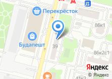 Компания «MOSSPEC» на карте