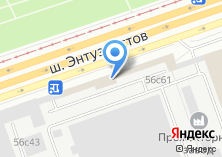 Компания «ГолденПак» на карте