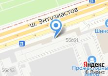 Компания «Юнисвет» на карте